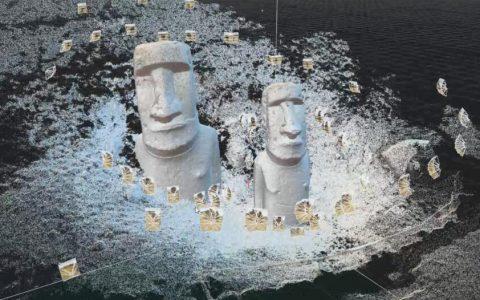 Google将使用3D扫描重建受气候变化威胁的历史遗址