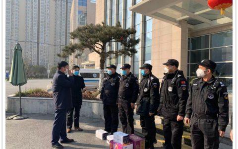担起职责使命,聚力奋战疫情:记陕保·龙翔董事长张金龙