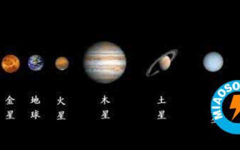 太阳系的八个大行星,太阳系中比冥王星还远的第九颗行星