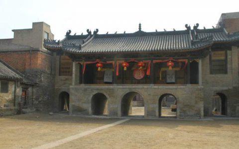 郑州新密 隋朝大业年间兴建的文化古城