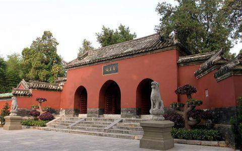 河南南阳:诸葛武侯祠的历史