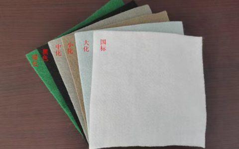 土工布的质检包括哪些检测项目,参数?