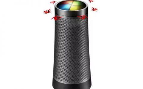 微软智能扬声器新专利曝光,微软不软