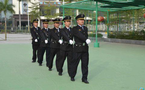 保安出入口守卫技能与要求