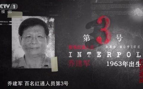 中国红通3号逃犯乔建军从瑞典引渡到美国提堂,曾携3亿外逃