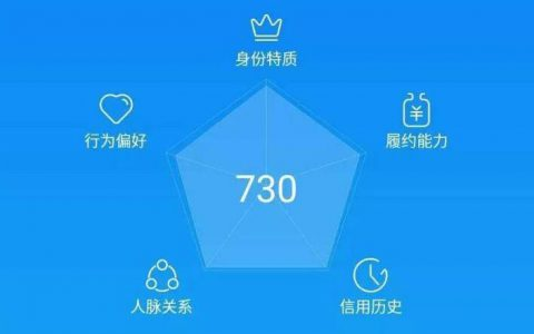 腾讯微信全面开放信用评分服务挑战阿里巴巴