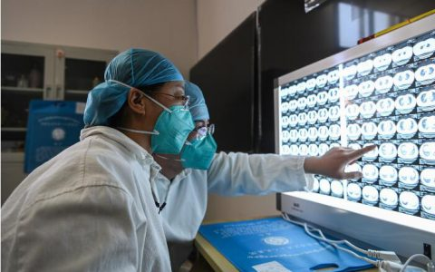 日企用阿里AI技术开发诊断系统:利用CT影像1分钟判断