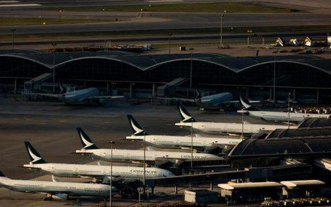 国泰航空公司今早停牌待刊发内幕消息:主要股东太古、国航亦停牌