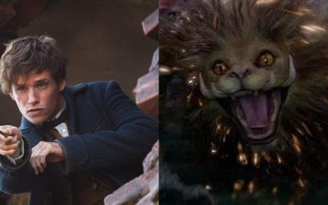 哈利波特宇宙系列《怪兽与它们的产地3》宣布复工,JK罗琳早已表示《怪兽3》会再加入中国神兽
