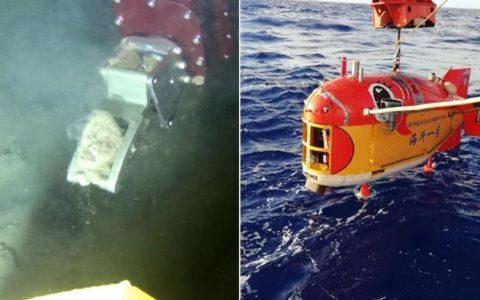 海斗一号创中国潜水器最大下潜深度纪录,万米海试意味着什么