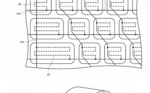 Apple Watch新专利,未来表带可用作按钮