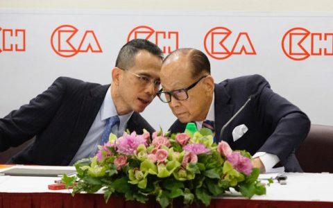 李嘉诚及李泽巨再增持长实集团股份,涉资逾7635万元