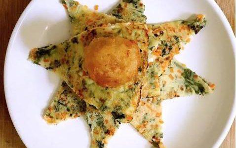 精致的早餐,从营养开始着手?紫菜鸡蛋饼的做法窍门