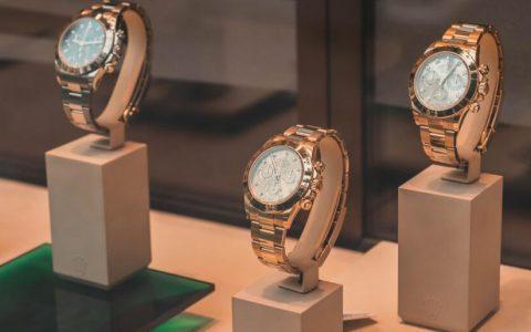 Rolex劳力士: 5月表现佳只是假象瑞士钟表业或到2023年才复苏