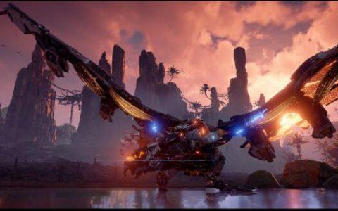 《地平线:期待黎明》PC 完全版正式公布发售日新宣传影片展示多项新功能