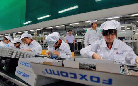 鸿海公司拟投资78亿在印度建iPhone组装厂
