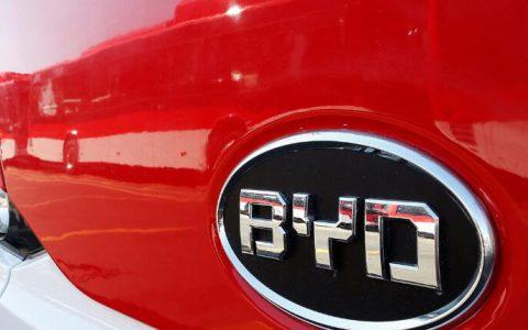 比亚迪一举超越上汽集团,成为了A股市值最大的汽车企业