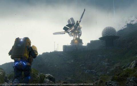 冒险游戏《死亡搁浅》继去年11月在PS4平台上推出后,正式移植PC版并已在Steam与Epic Games Store平台上架