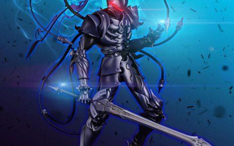 日本模型制造商千値练宣布,将推出超人气手机游戏《Fate/Grand Order》可动模型
