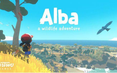 《雅柏:野生动物冒险(暂译,Alba:A Wildlife Adventure) 》预定冬季在PC Steam、iOS与家用主机平台上市