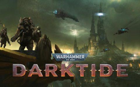 4 人合作游戏《战锤40K:黑潮》将于2021 年于PC / Xbox Series X 推出