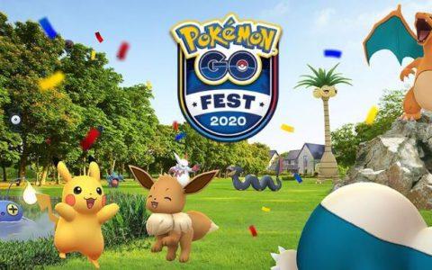 《Pokemon GO》采用线上方式举办「Pokémon GO Fest 2020」活动