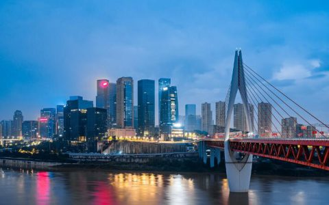 GDP十强城市争夺战:重庆超越广州排第4 南京首次入榜