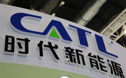 中国电动汽车电池制造商CATL宣布与梅赛德斯建立合作伙伴关系