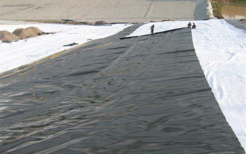 防渗土工膜和防渗土工布有何区别