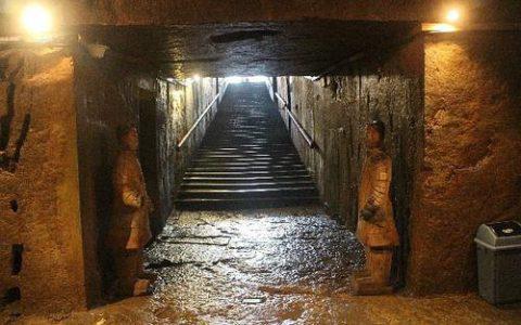 72年山东临沂古墓发现了什么,凭什么是当代十大考古发现之一