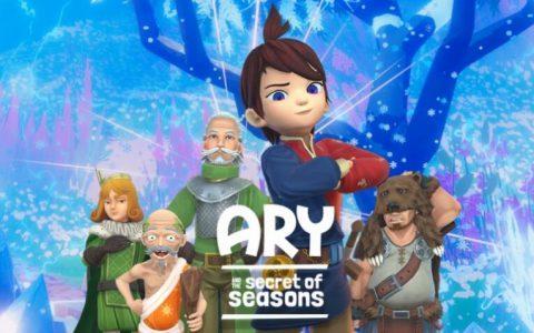 《艾莉与季节的秘密》解谜游戏试玩版体验