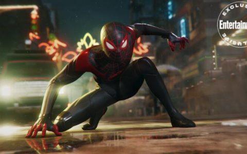 《漫威蜘蛛人:迈尔斯摩拉斯》曝光新游戏画面,预定2020年节庆档期随PlayStation 5(PS5)主机同步推出
