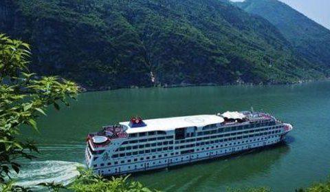 宜昌三峡-三峡大瀑布+三峡人家+清江画廊+两坝一峡游船+三峡大坝动车4日游