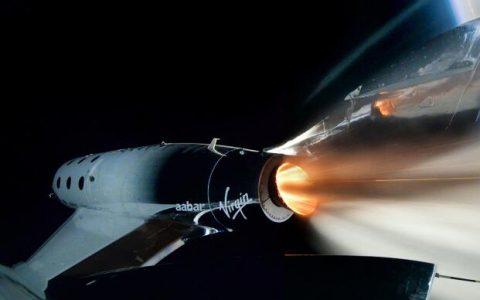 维珍银河的最后一轮SpaceShipTwo测试将于10月22日开始