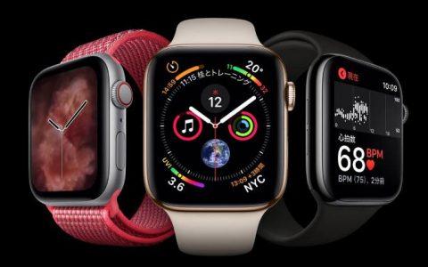 Apple Watch SE 传本周发布,采用 Series 4 设计有两种尺寸