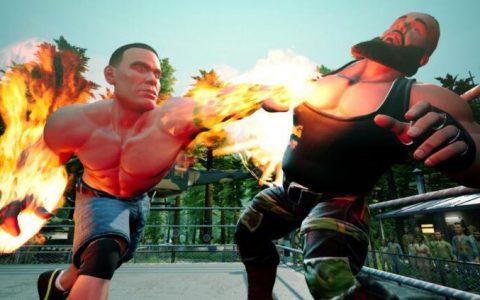 《WWE 2K杀戮战场》打斗游戏即将于9月18日上市