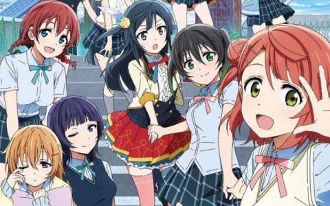 《LoveLive! 虹咲学园校园偶像同好会》释出主视觉图与宣传影像预定10 月3 日开播