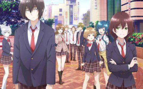 《弱角友崎同学》动画宣布2021 年1 月开播