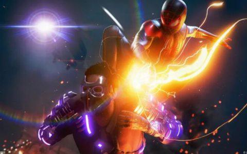 《漫威蜘蛛人:迈尔斯摩拉斯》在凌晨举办的PlayStation 5线上发表会中公布了首部实机游玩影片