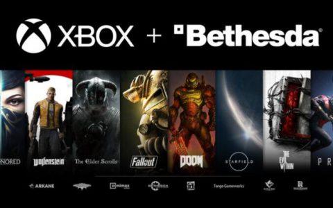 微软宣布以七十五亿美元现金收购《上古卷轴》Bethesda 母公司ZeniMax
