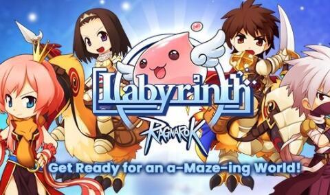 《仙境传说普隆德拉迷宫(The Labyrinth of Ragnarok)》在Google Play商店开放预注册