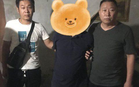 """河南安阳:社区民警""""百事通"""" 抓获盗贼为民除害"""