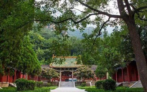 河南林州:佛门道教圣地的黄华神苑