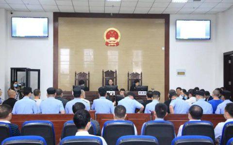 妨害作证伪造证据妨害公务虚假诉讼,辉县这两涉恶团伙13人获刑