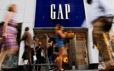 美国知名服装零售集团Gap宣布:计划在2023财政年度完结前关闭北美约350间分店