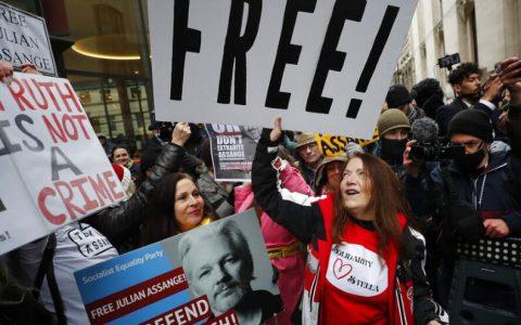 维基解密(Wikileaks)创办人阿桑奇(Julian Assange)向英国法庭保释申请,遭英国法庭保释驳回