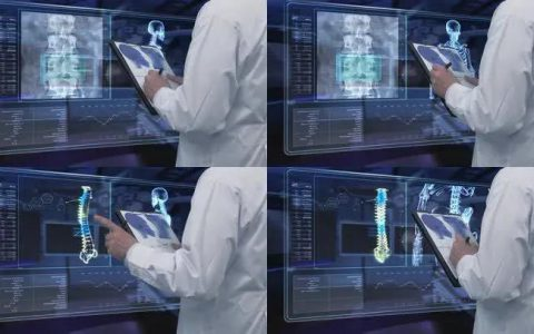 可自行检查的X光设备,高效检查及时就医