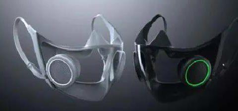 陈根:科技和美学 赛博朋克的口罩