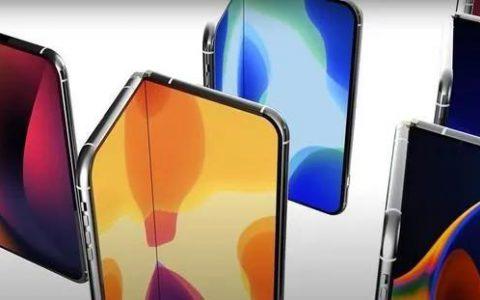 折叠手机吸引巨擘入局,原因为何?