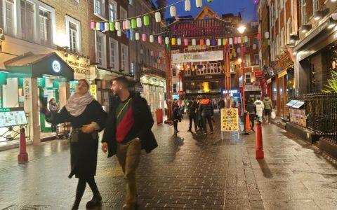 英国伦敦的平均楼价首次突破50万英镑